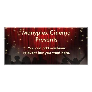 Movie Theater Rack Card