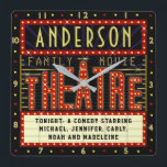 """Movie Theatre Marquee Home Cinema 