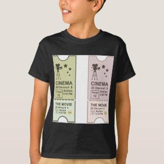Movie Ticket T-Shirt