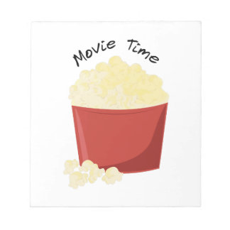 Movie Time Notepad