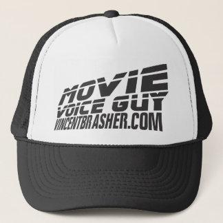 Movie Voice Guy Trucker Hat