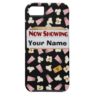 Movies and Popcorn Customizable iPhone 5 Cover