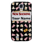 Movies and Popcorn Customizable HTC Vivid Covers