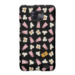 Movies and Popcorn Galaxy SII Case