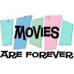 Movies Are Forever Photo Cut Outs