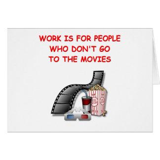 movies card