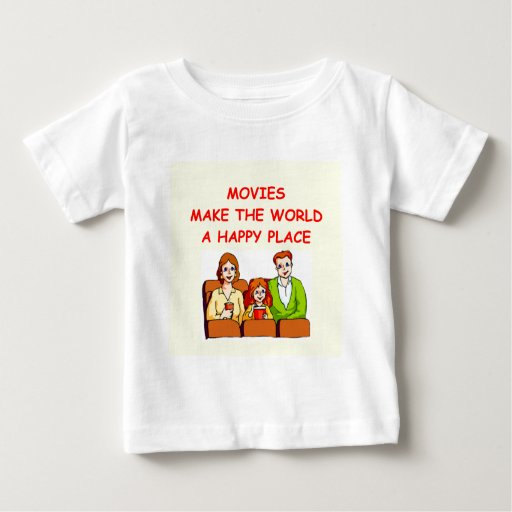 movies infant t-shirt