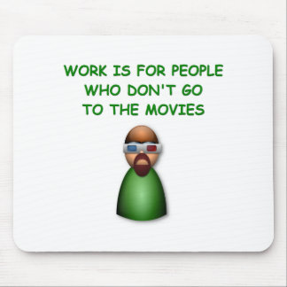 movies mouse pad