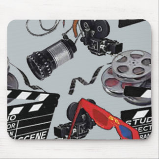 Movies Mousepad