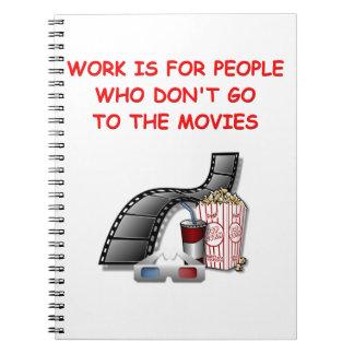 movies notebook