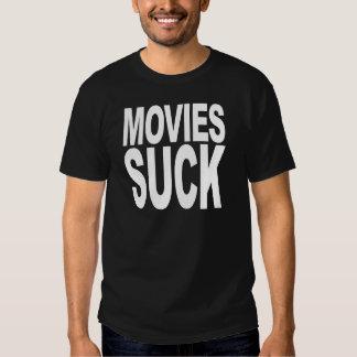 Movies Suck T Shirts