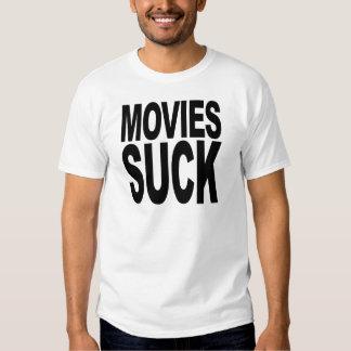 Movies Suck T-shirts