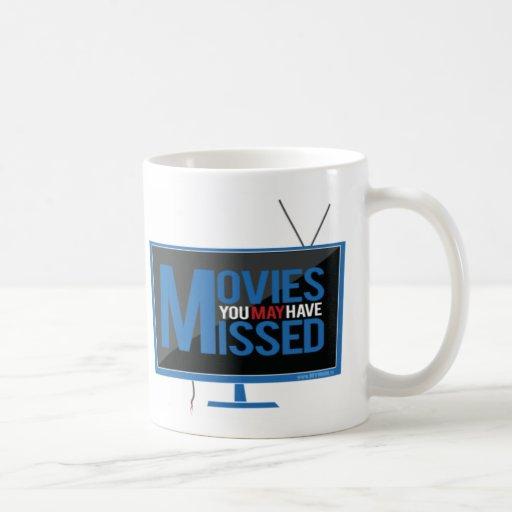 Movies You May Have Missed Coffee Mug! Classic White Coffee Mug