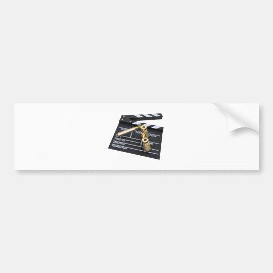 MovieTime070209 Bumper Sticker