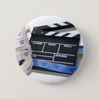 MovieTime081210 Pinback Button