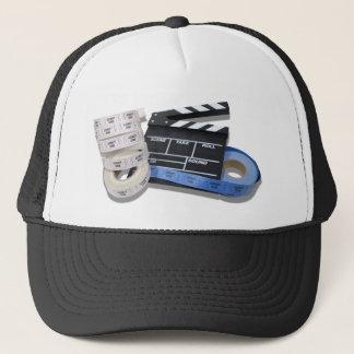 MovieTime081210 Trucker Hat