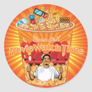 MovieWatchTime Movie Stickers