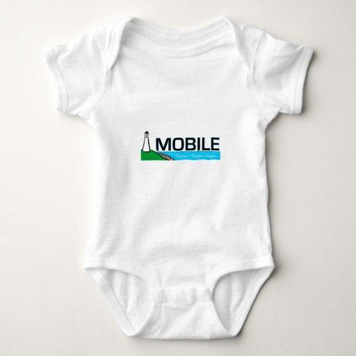 Móvil, Alabama Body Para Bebé