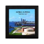 MÓVIL, ALABAMA - la ciudad de puerto Caja De Regalo