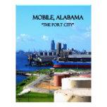 MÓVIL, ALABAMA - la ciudad de puerto Membrete