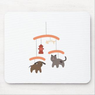 Móvil animal tapetes de ratón