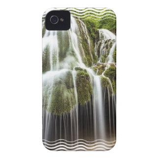 Móvil cascada carcasa para iPhone 4 de Case-Mate