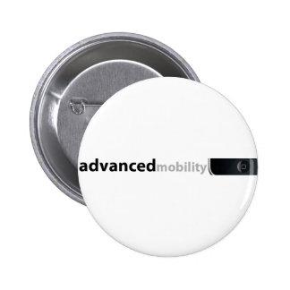 Movilidad avanzada pin