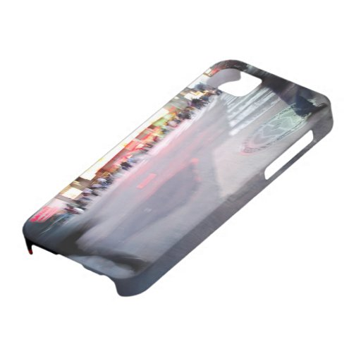 Movimiento 2 de la ciudad - caso del iPhone de New iPhone 5 Case-Mate Cobertura