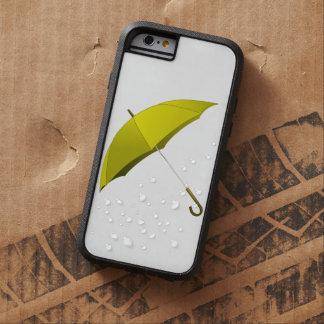 Movimiento amarillo de la Favorable-Democracia de Funda De iPhone 6 Tough Xtreme
