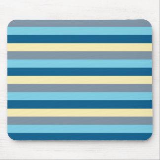 Movimiento azul por la camisa a diseñar mouse pads