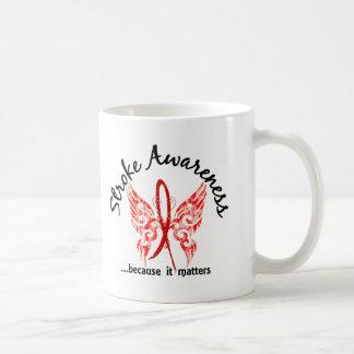 Movimiento de la mariposa 6,1 del tatuaje del Grun Tazas