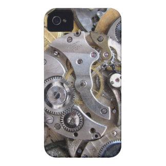 Movimiento de Steampunk del reloj de bolsillo Carcasa Para iPhone 4