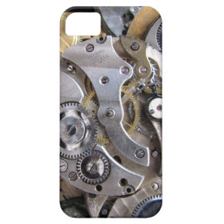 Movimiento de Steampunk del reloj de bolsillo Funda Para iPhone SE/5/5s