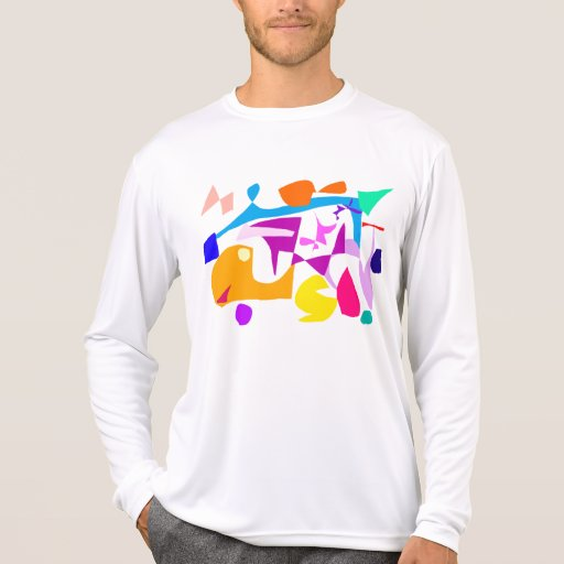 Movimiento del científico de las matemáticas de la camisetas
