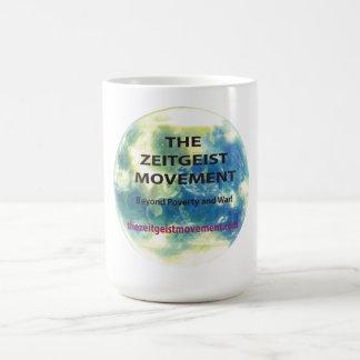 Movimiento del espíritu de la época taza clásica