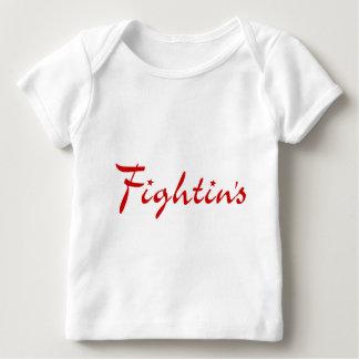 Movimiento del estilo de Fightin Playera De Bebé