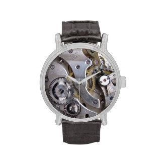 movimiento esquelético del Victorian del reloj de
