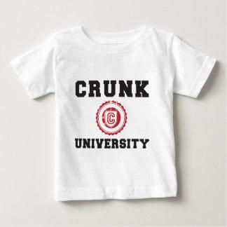 movimiento hyphy de la universidad del crunk playera