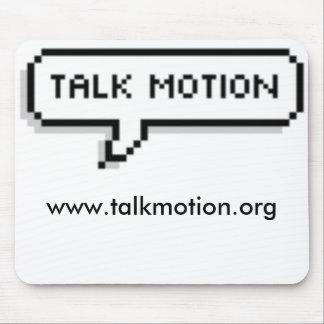 movimiento Mousepad de la charla