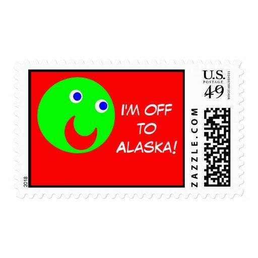 Movimiento o vacaciones de Alaska Envio
