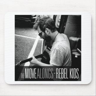 Movimiento rebelde Alongs de los Niños- Mousepads
