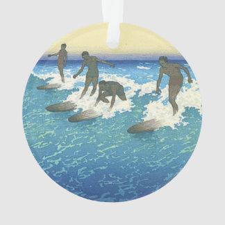 Movimiento SUPERIOR en el océano