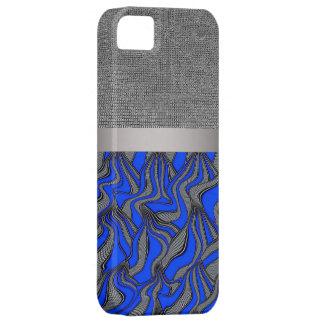 movimientos absurdos azules iPhone 5 carcasas