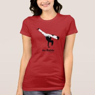 Movimientos de Capoeira - batido del Au Camisetas
