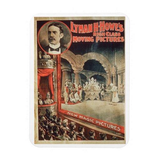 Movimientos de clase superior de Lyman H. Howe de  Imanes