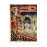 Movimientos de clase superior de Lyman H. Howe de  Postales