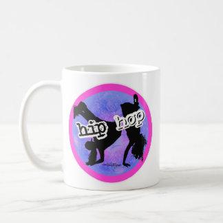Movimientos de la danza de HIP HOP Tazas