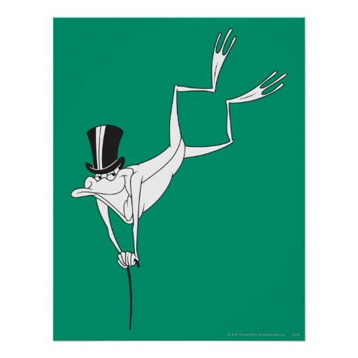 Movimientos de Michigan J. Frog Dacing Posters