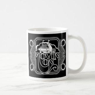 Movin' On Logo Coffee Mug