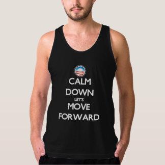 Moving America Forward Tank Top